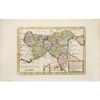The North Part of ITALY comprehending the Dutchies of SAVOY, MILAN. PARMA, MANTUA, MODENA, TUSCANY &c