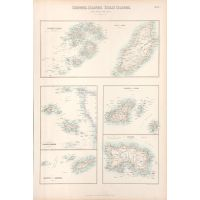 Channel Islands, Scilly Islands, and Isle of Man